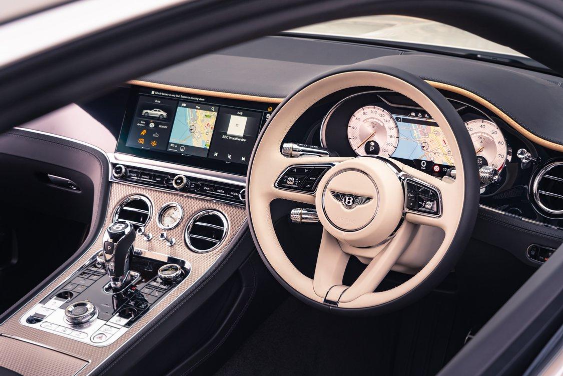 宾利汽车推出全新欧陆GT Mulliner 将于Salon Privé盛会上演全球首秀