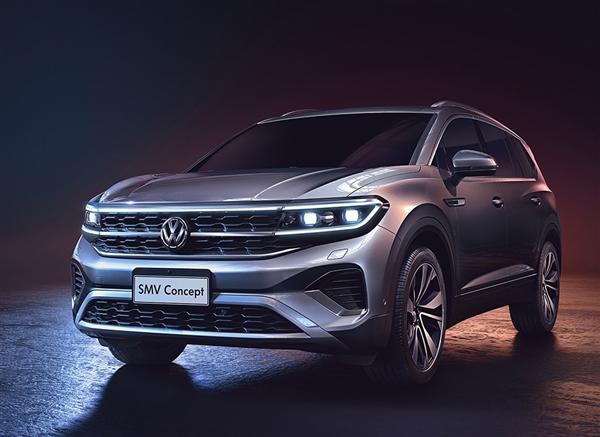 一汽 大众全新车型或命名TALAGON 预第4季度发布-XI全网
