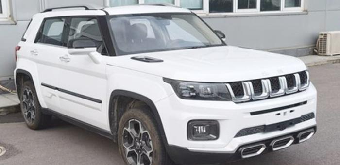 北京BJ30将于北京车展正式亮相 预售价10万起