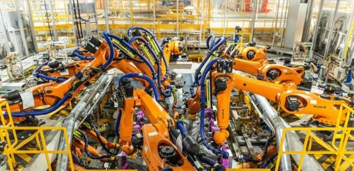 上汽大众MEB平台工厂即将正式投产