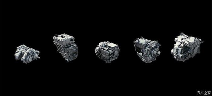 为电气化奠基 通用展示Ultium电驱技术