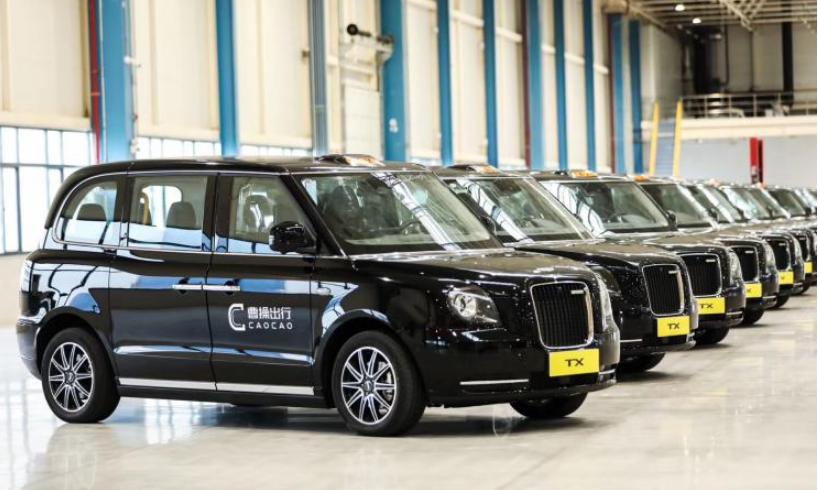 车价查询:与罗伦士合作 LEVC LX北京车展预售