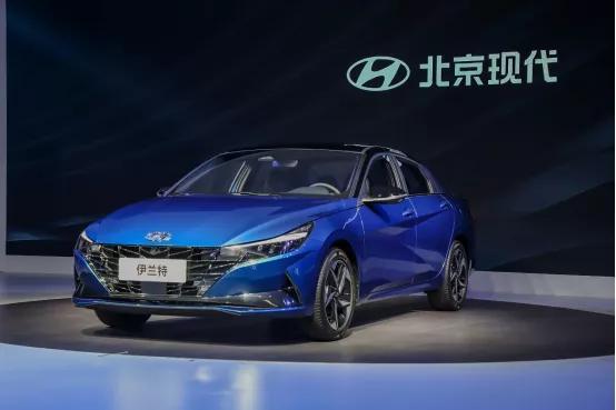 北京现代主场发力 轿车系列基本完成更新换代