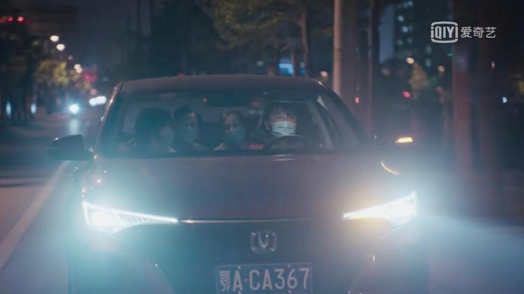 长安汽车该不该广告植入抗疫电视剧《在一起》?