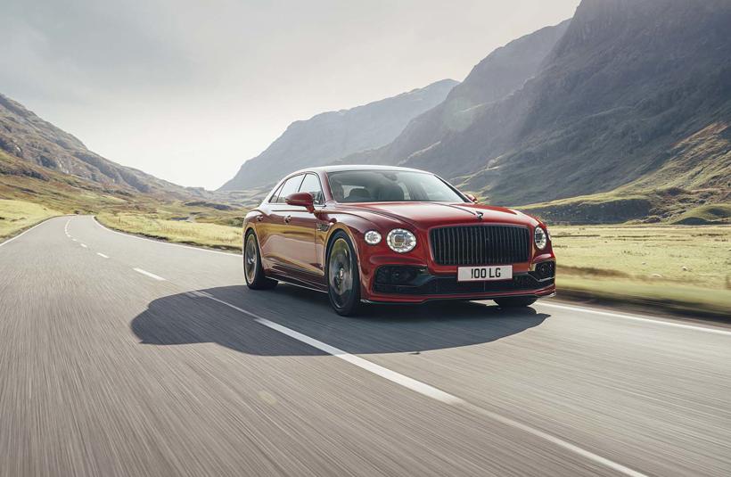 IG娱乐-宾利全新飞驰V8发布 搭W12发动机