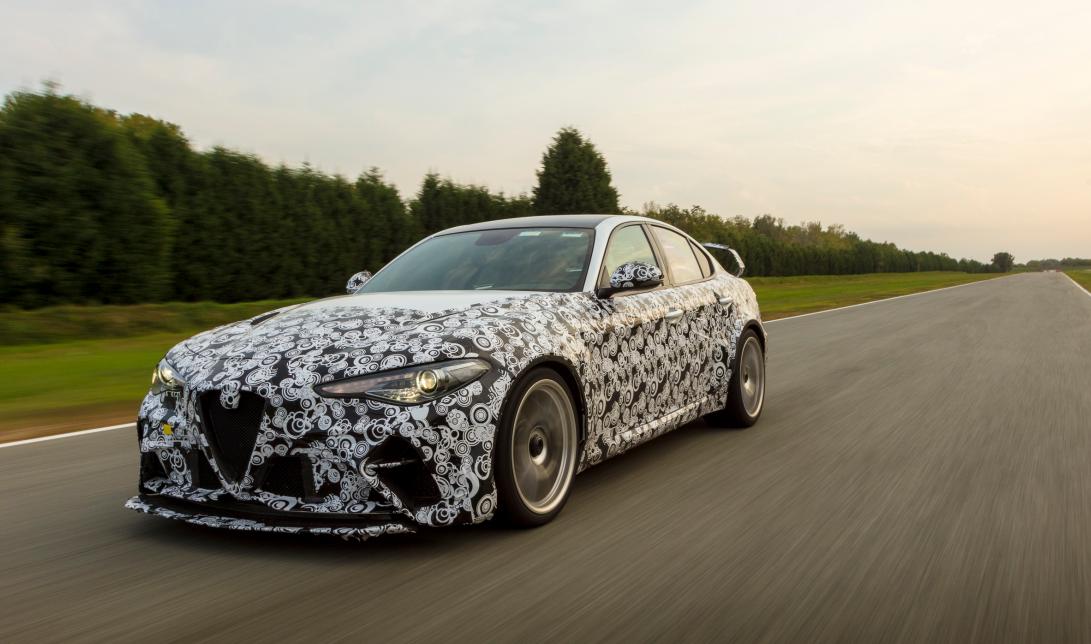 阿尔法·罗密欧全新Giulia GTA限量版性能再度升级-XI全网