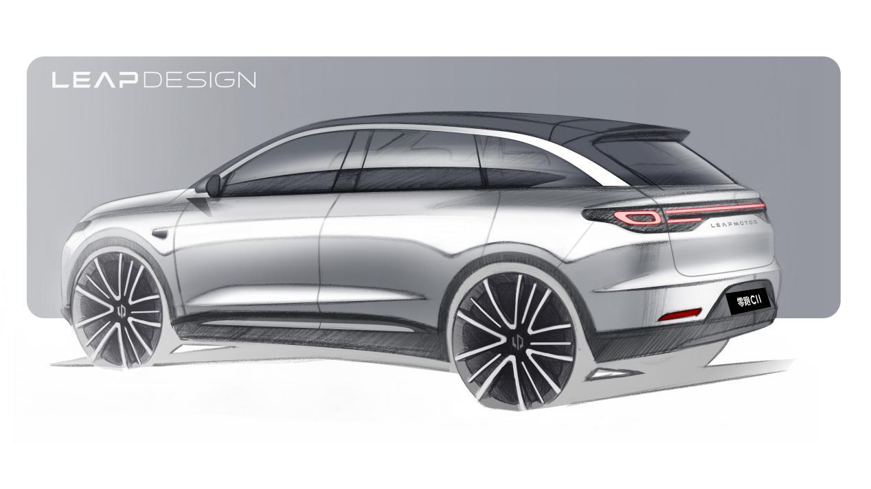 日前,零跑汽车官方表示,旗下首款纯电高端SUV暨零跑汽车第三款量产车型(图2)