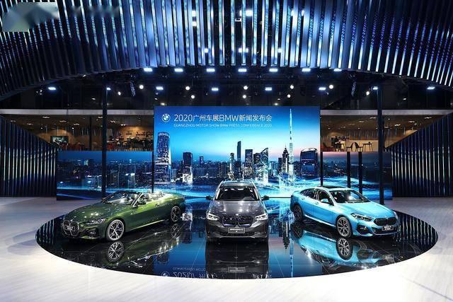 纯电动BMW iX3广州车展上市  售46.99万起-亚博App-官方网