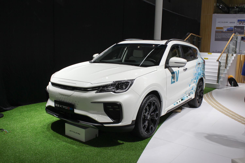 新款捷途X70S EV亮相  基于燃油版打造-亚博集团|官网