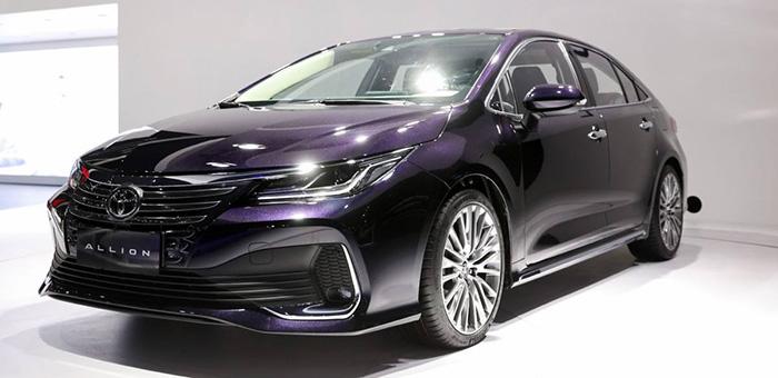 丰田ALLION广州车展亮相  明年一季度上市-亚博-官网