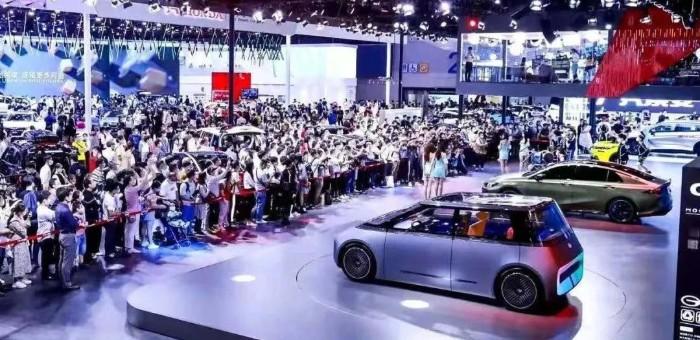 广州车展新车不多 但各个品牌运营手法各有千秋