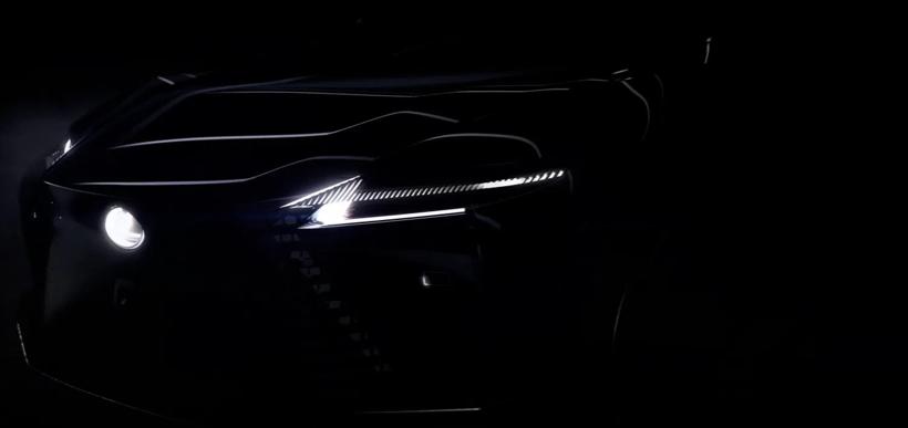 雷克萨斯将推新电动SUV 搭载全新动力系统技术-XI全网