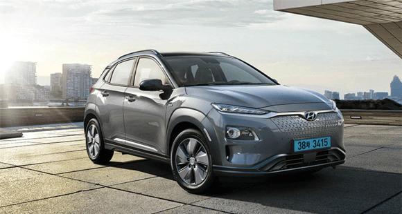现代将召回5万辆Kona EV\Nexo燃料电池SUV