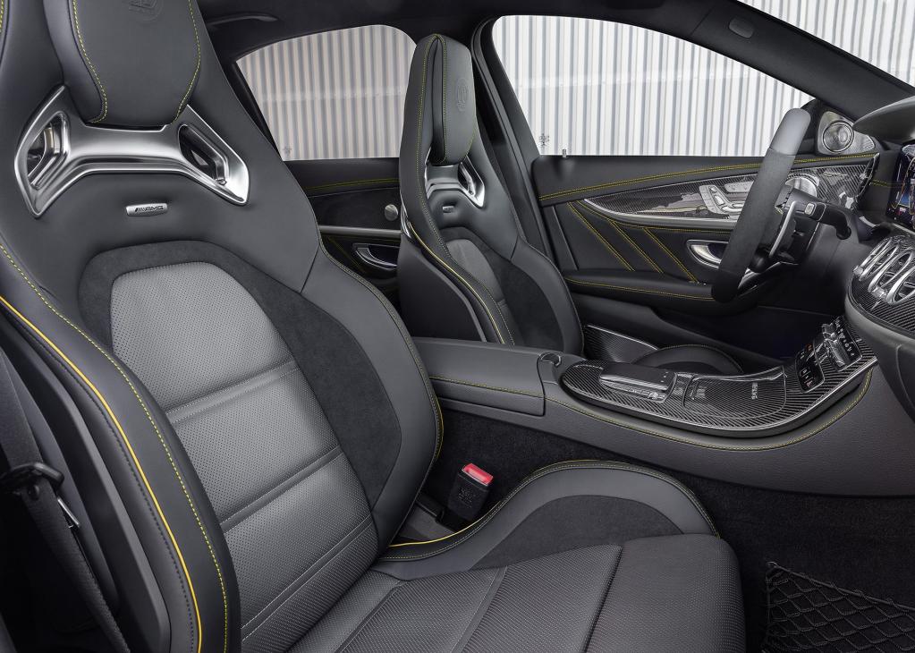 新车报价:新款AMG E 63 S将于1月6日国内首发