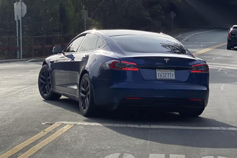 2.1秒破百特斯拉Model S Plaid或今年底交付-XI全网
