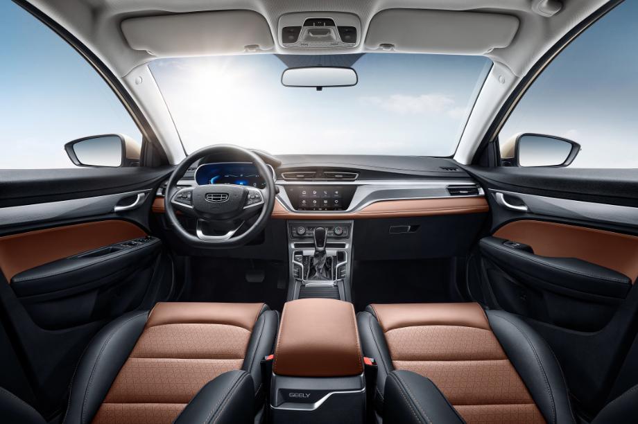 车价网:配置升级 款新帝豪UP轿车双车上市售6.98万起