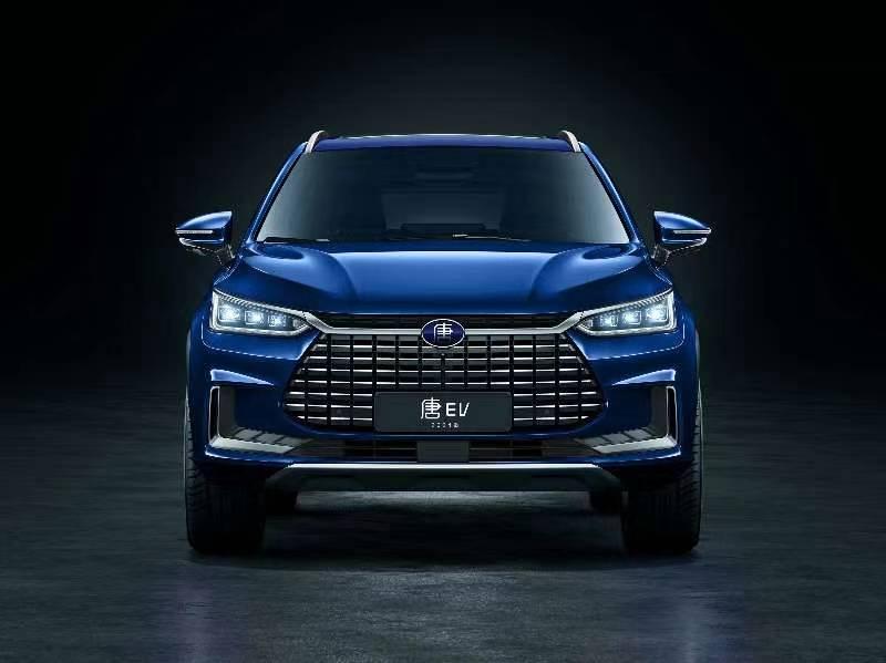 补贴后售28.35万 新款唐EV新增车型上市