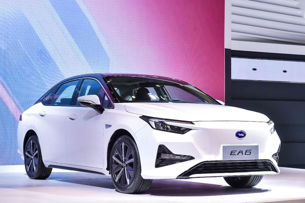 SSC设计-内饰首次揭秘 广本首款纯电轿车EA6亮相