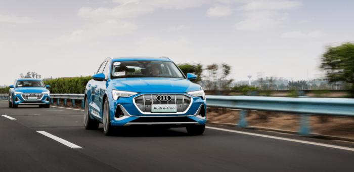 均衡的驾驶感 便是国产奥迪e-tron的电动格调