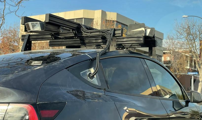 蔚来,自动驾驶,华为,激光雷达
