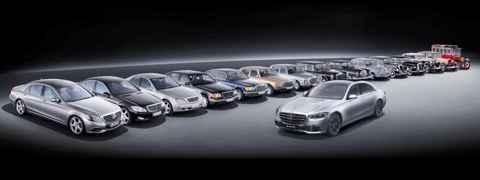 全新奔驰S级正式上市 售89.98-181.88万元-XI全网