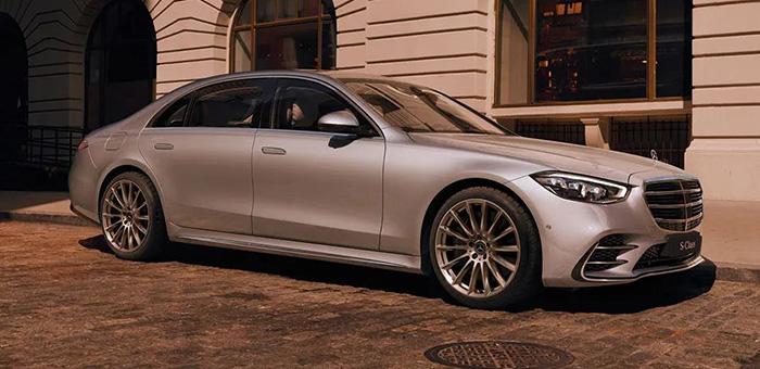 全新奔驰S级正式上市 售89.98-181.88万元