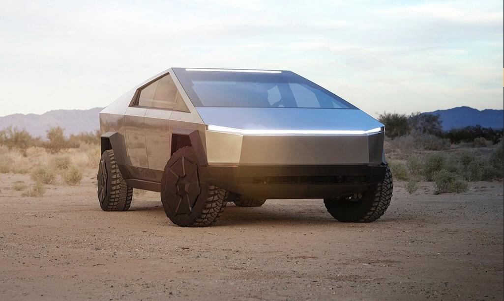 特斯拉Cybertruck将在2021年小批量交付