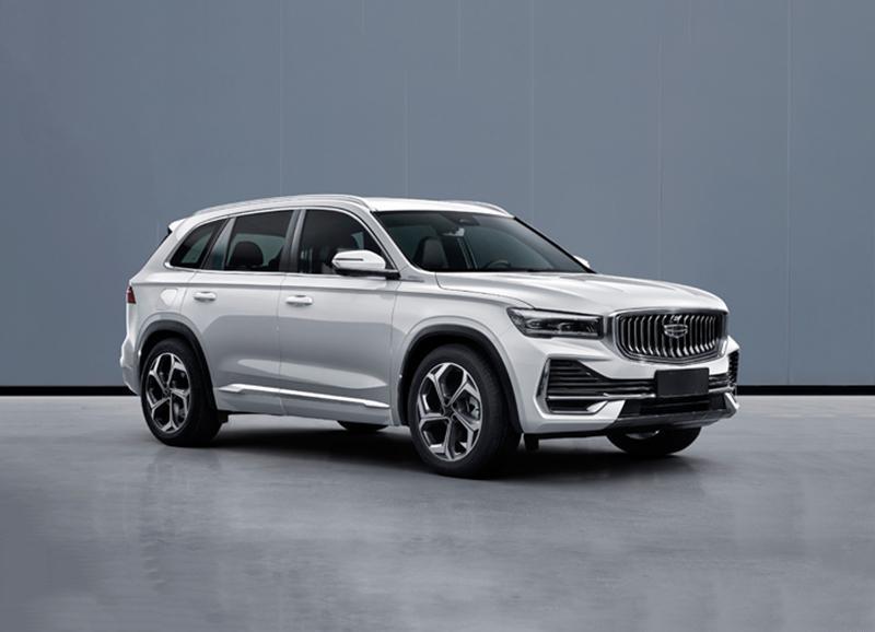 吉利全新中型SUV申报图曝光 上海车展首发-XI全网