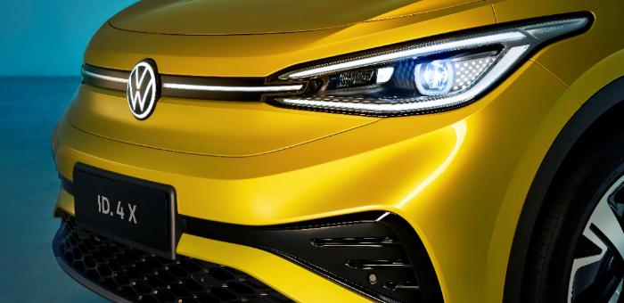 大众首款MEB中型纯电SUV ID.4 X起售19.98万