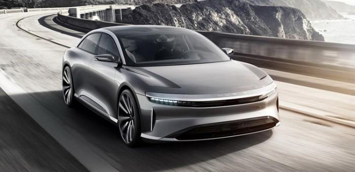 专干特斯拉Lucid Motors将发布对标Model 3