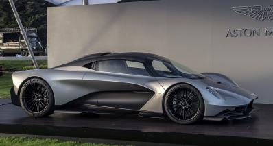 Aston Martin Valhalla project