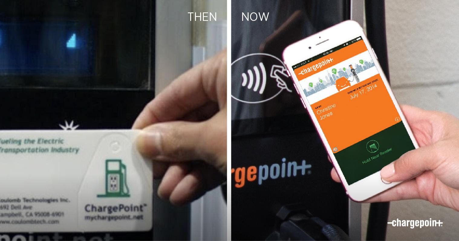 ChargePoint美国首家上市电动车充电网络企业