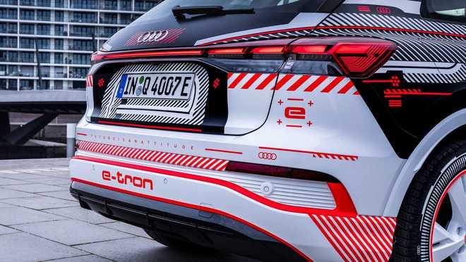 电动汽车,新车,奥迪Q4 e-tron