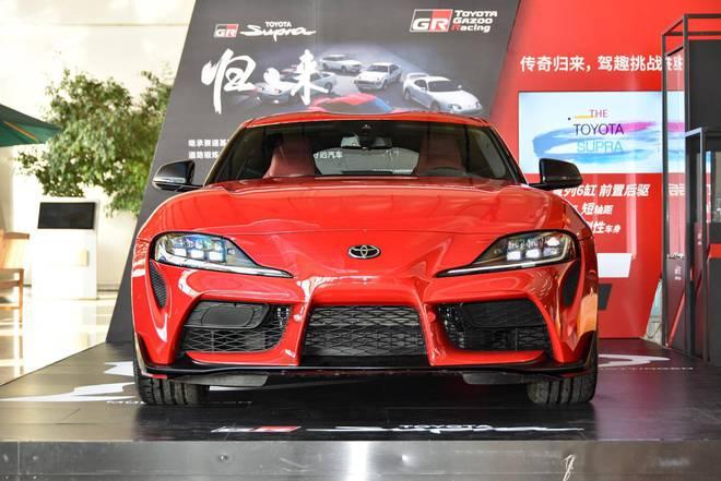 国宝级跑车归来 全新Supra将4月2日公布售价-海博app下载