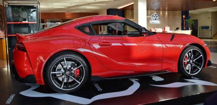 国宝级跑车归来 全新Supra将4月2日公布售价