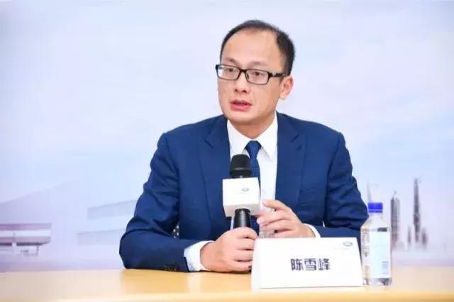 陈雪峰正式加盟FF,出任中国区CEO
