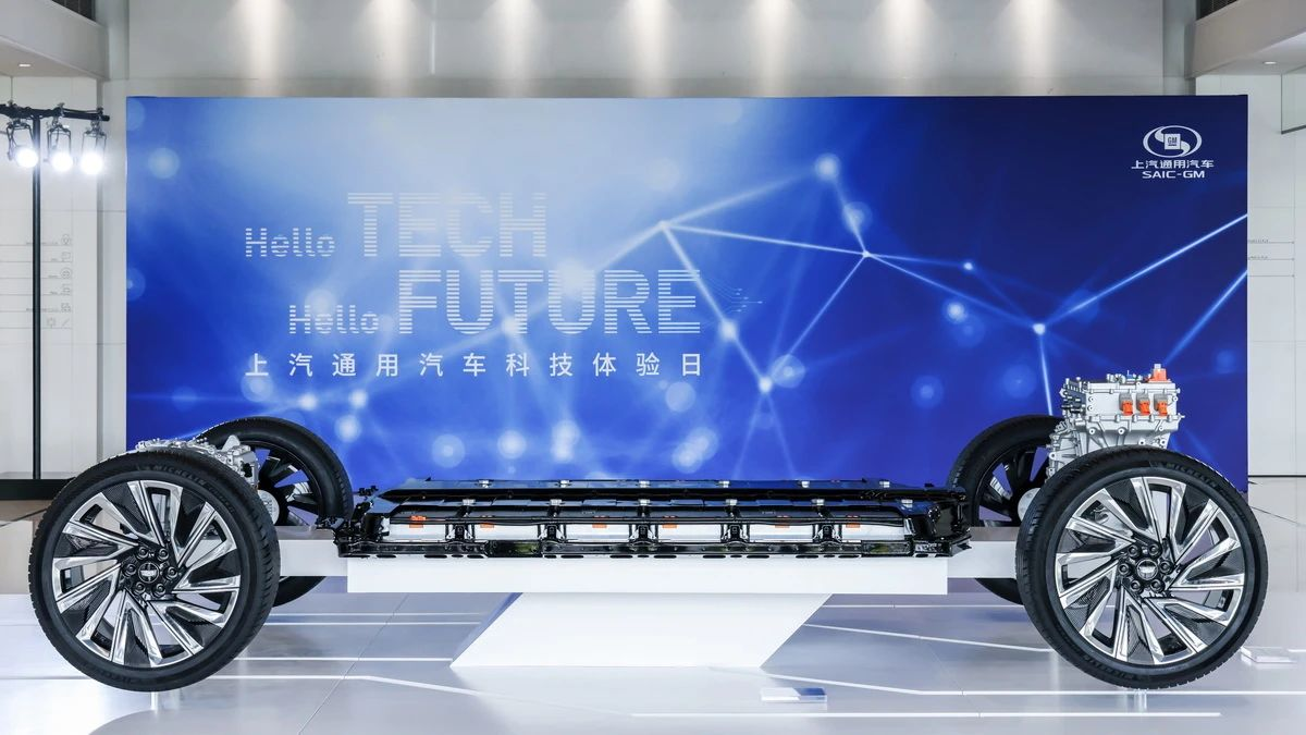 SSC设计-上汽通用锚定未来出行 推出超10款纯电新车