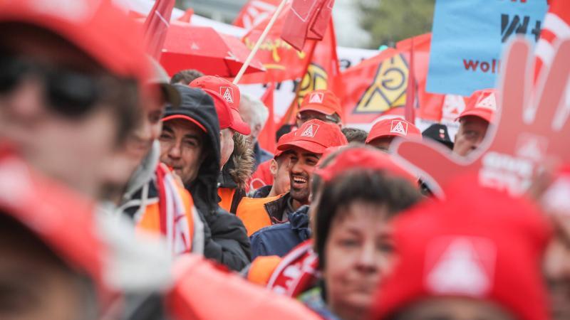 大众工会薪资协议