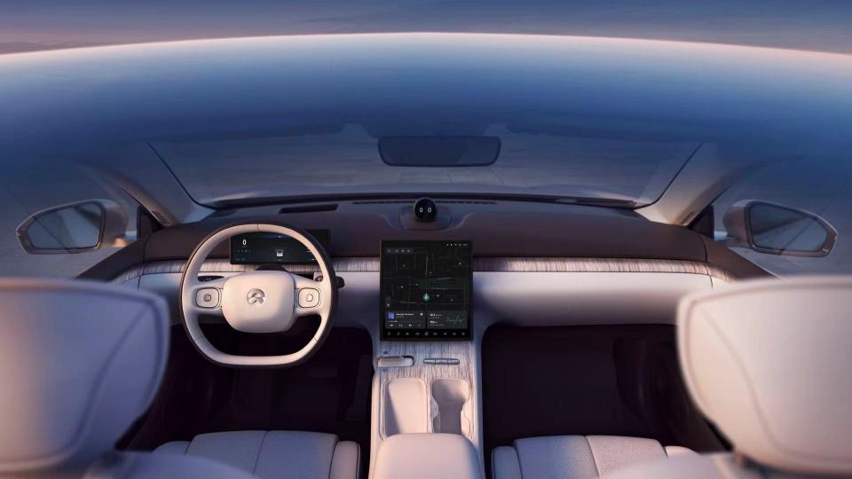 蔚来NIO Power全新计划以及ET7首秀将于上海车展公布