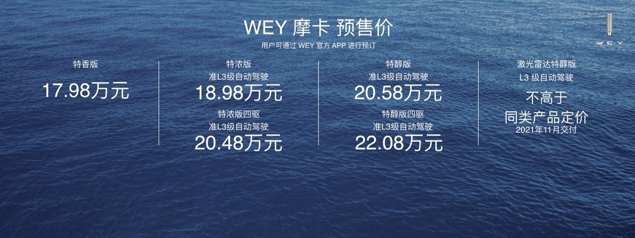 姚安娜现身上海车展 WEY摩卡预售价17.98万起-海博APP