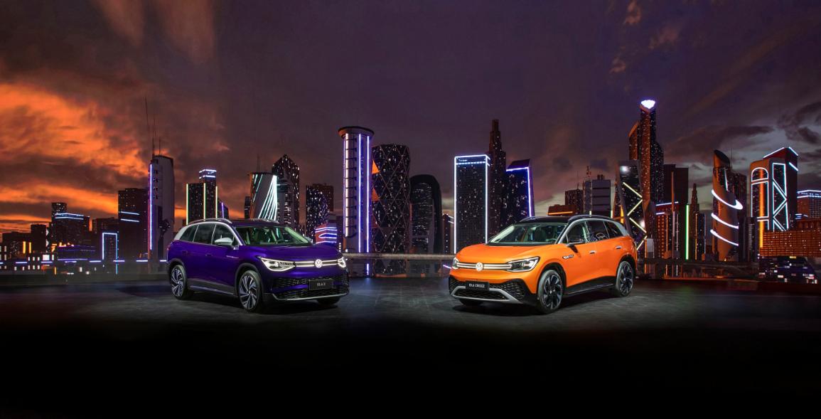 大众专为中国打造的纯电SUV ID.6线上全球首发-海博APP