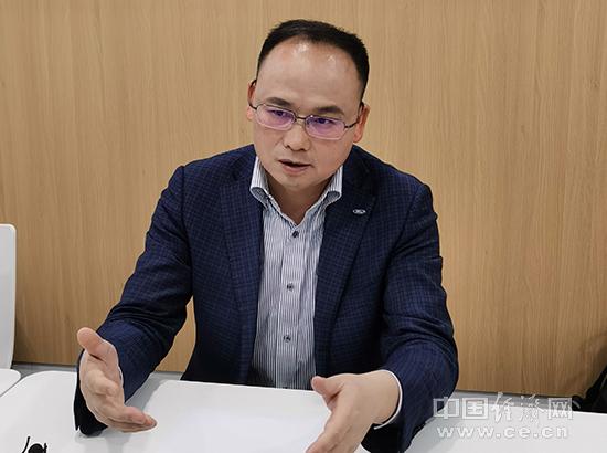 金文辉:理顺经销商渠道 江铃福特新品将密集投放