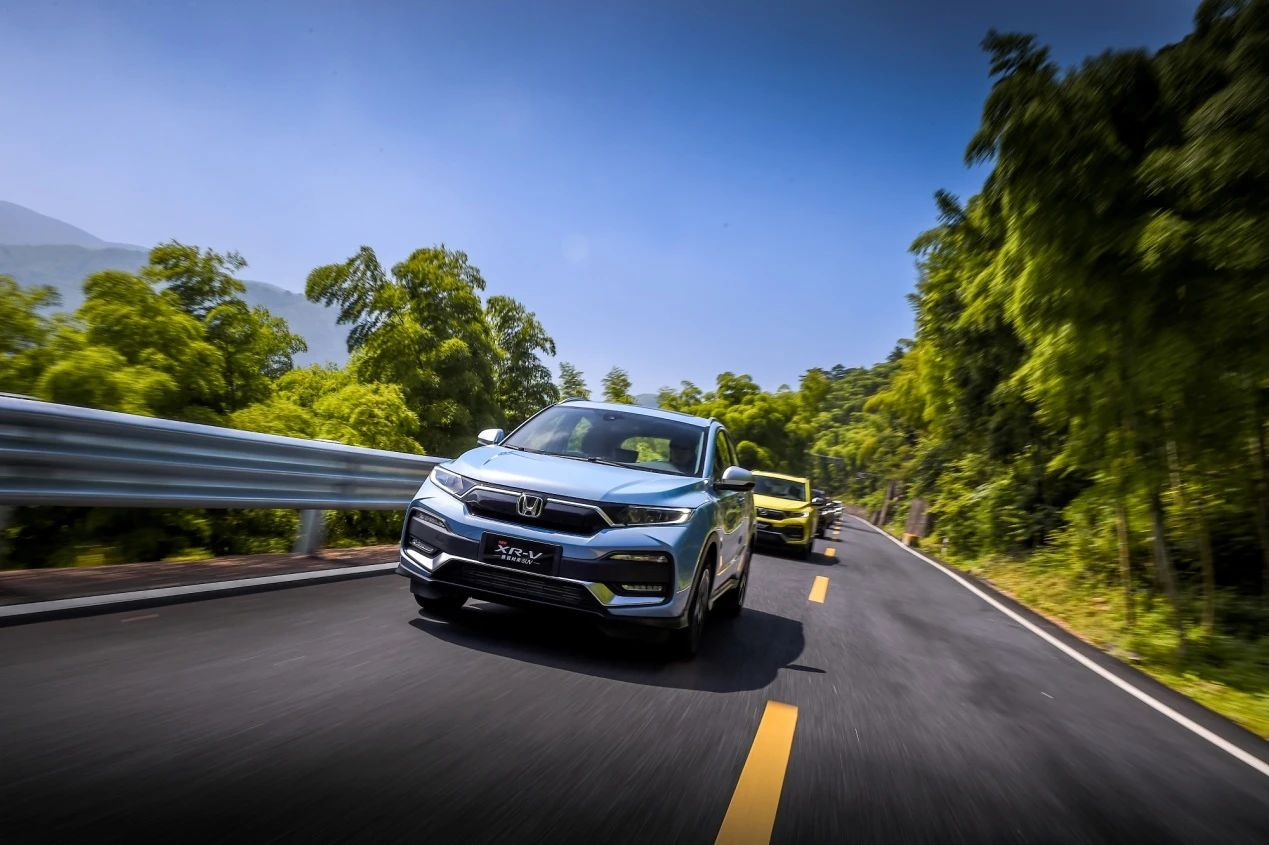 成为首个百万辆小型SUV,XR-V为何一直热销?