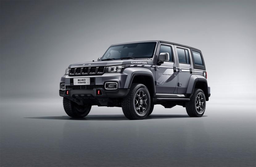 BJ40环塔冠军版重磅预售,限量2021台-SSC全球设计