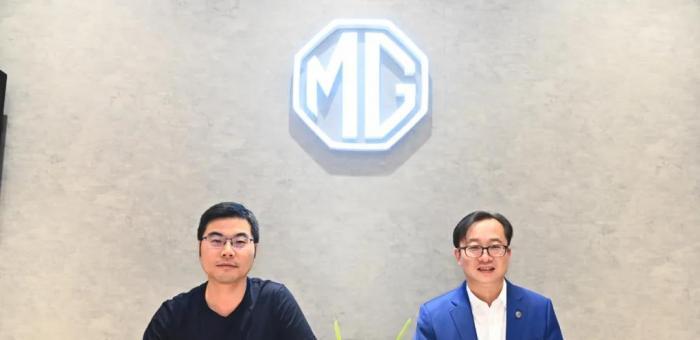 """上半年同比高速增长,MG如何打好""""潮智""""牌?"""