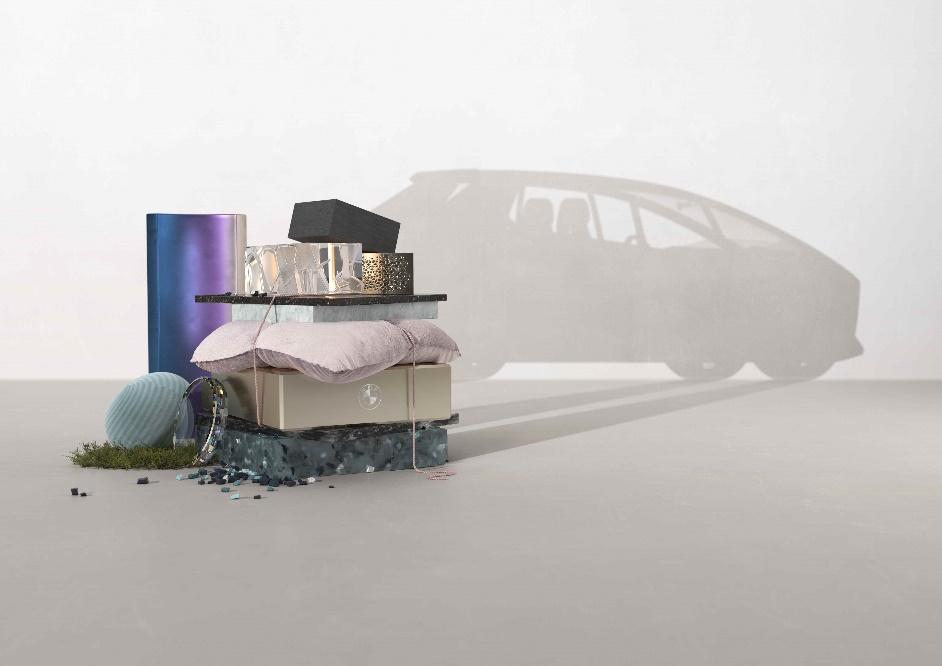 宝马将在慕尼黑车展发布BMW i 循环概念车