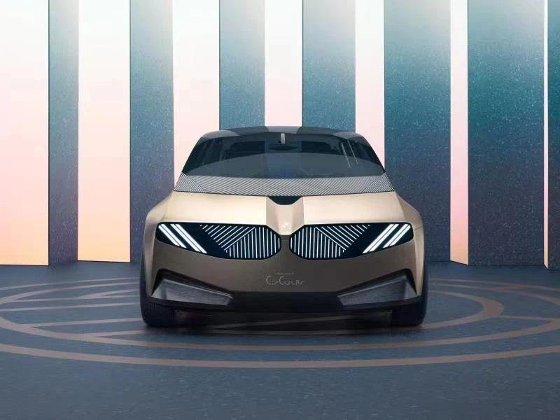 电动化再进一步,宝马发布可回收概念车